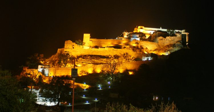 Sound and Light Show at Kumbhalgarh Fort - Things to Do in Udaipur
