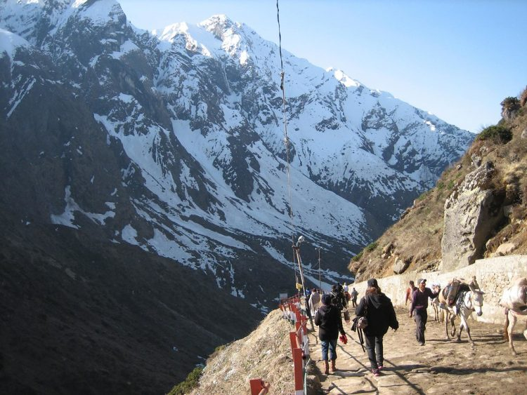 The Kedarnath Trek - Things to do in Uttarakhand