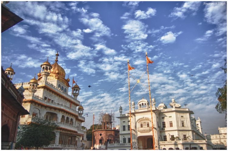 Akal Takht - Top 30 Places to Visit in Amritsar