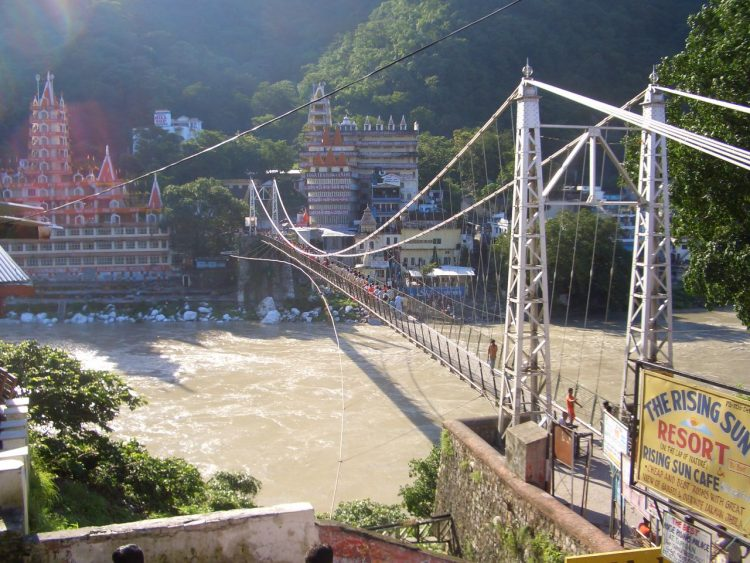 The Lakshman Jhula