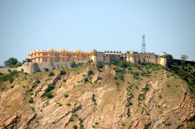 Nahargarh Sanctuary - Things to Do in Jaipur, India