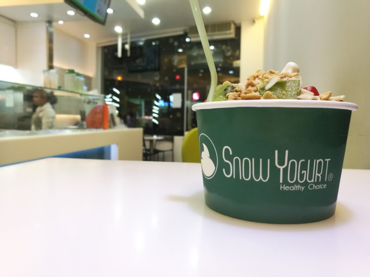 Snow Yogurt
