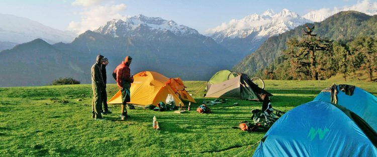 Camping in Tons Valley - Things to do in Uttarakhand