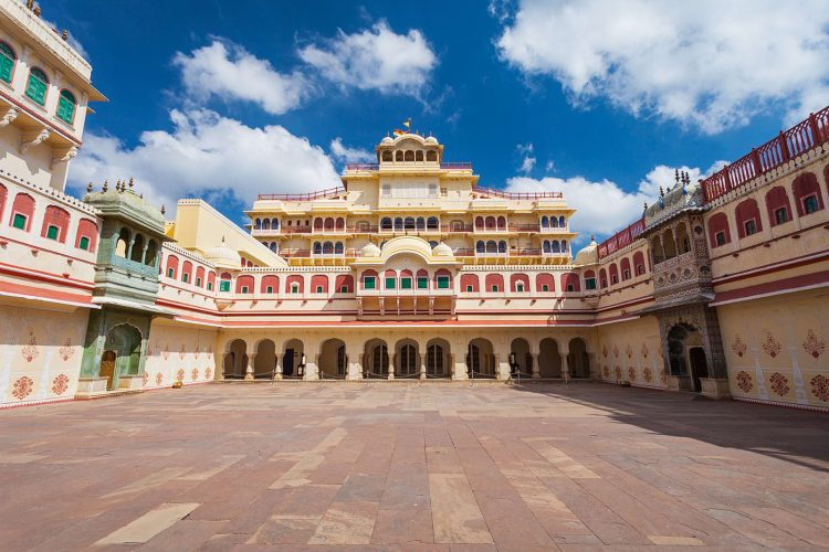 Exploring the City Palace - Things to Do in Jaipur, India