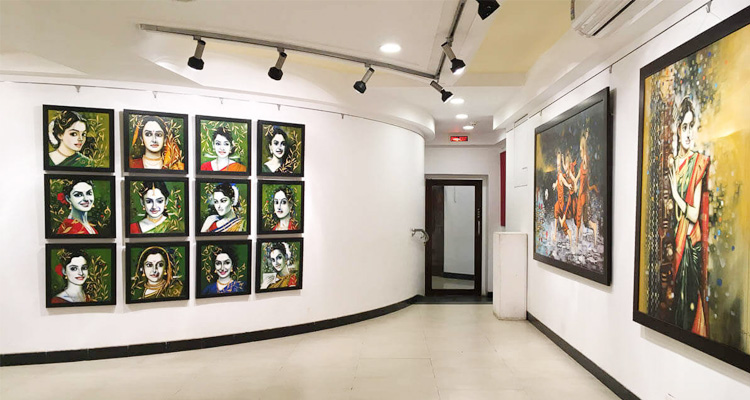 Jehangir Art Gallery - Places to Visit in Mumbai