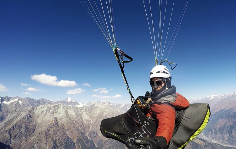 Paragliding - Things to do in Uttarakhand
