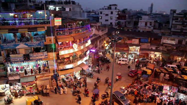 Paharganj - Places to Visit in Delhi
