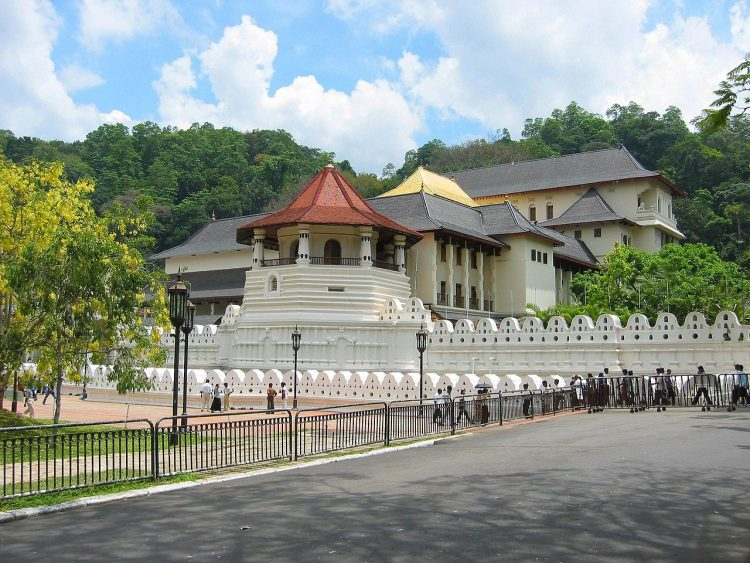 Visit Temple of the Tooth