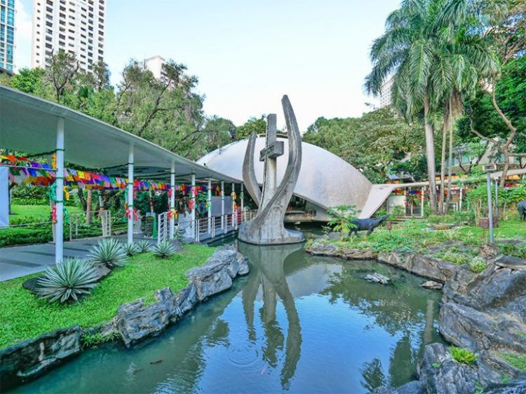 Greenbelt Chapel - Places to Visit in Manila