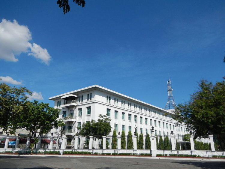 Malacañang Palace -Places to Visit in Manila