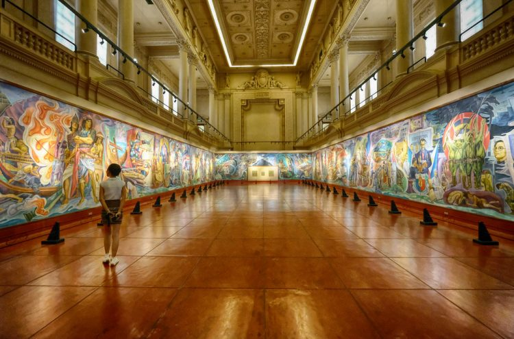 National Museum of Fine Arts -Places to Visit in Manila