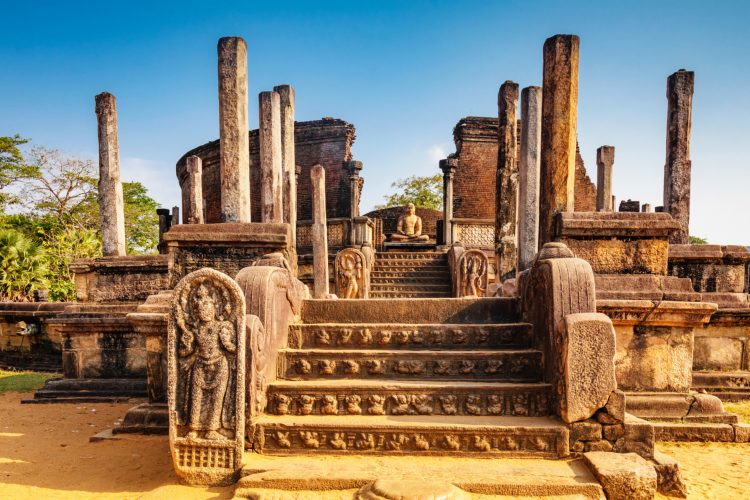 Polonnaruwa - Places to Visit in Sri Lanka