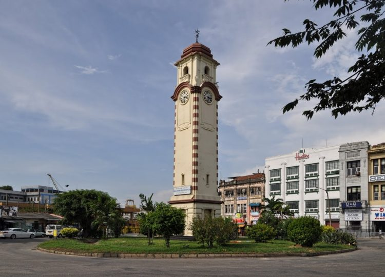 Khan Clock Tower - Places to Visit in Colombo