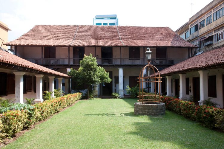 Visit the Colombo Dutch Museum