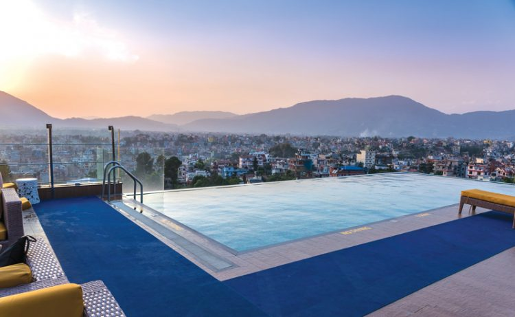 Nepal's First Infinity Pool - Things to Do in Nepal