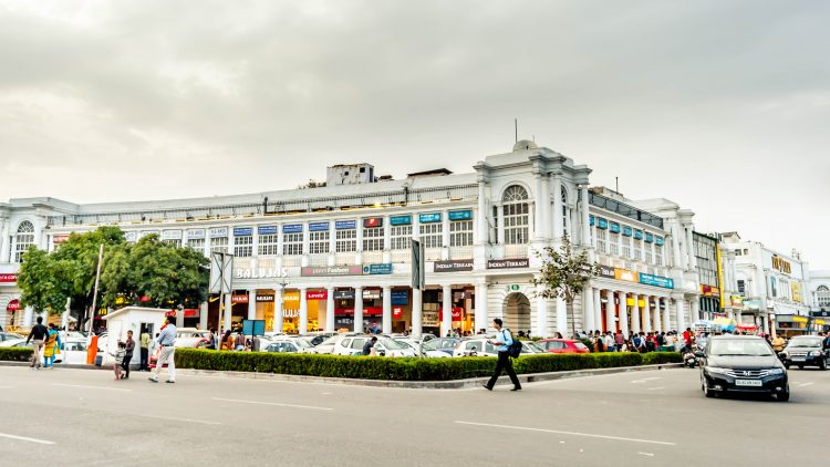 Connaught Place - Places to Visit in Delhi