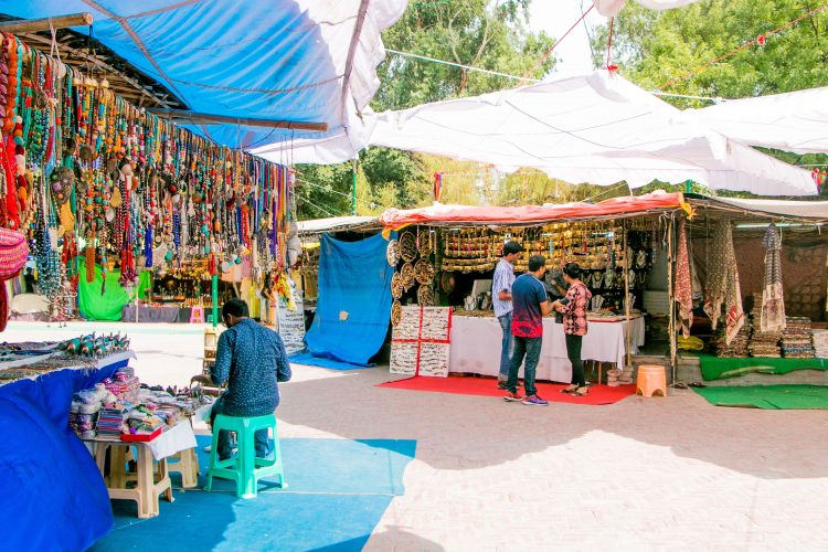 Dilli Haat - Places to Visit in Delhi