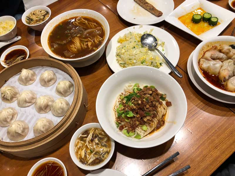 Have a Taste of Xiao Long Bao & Beef Noodles