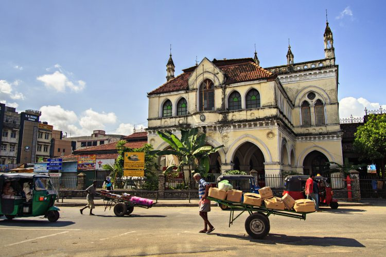 Old City Hall - Places to Visit in Colombo
