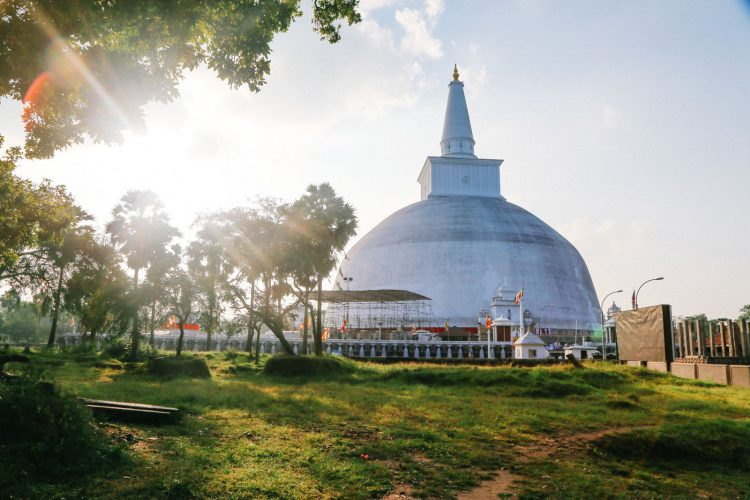 Anuradhapura - Places to Visit in Sri Lanka
