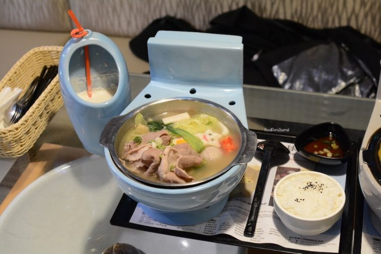 Try Food at Modern Toilet Restaurant