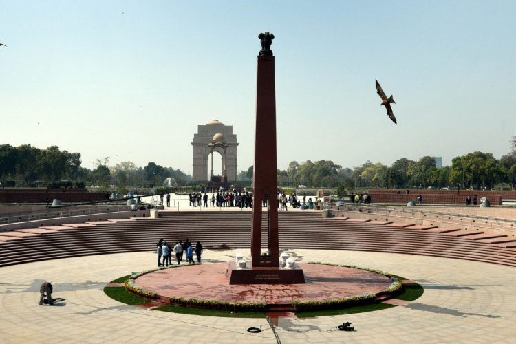 National War Museum - Places to Visit in Delhi