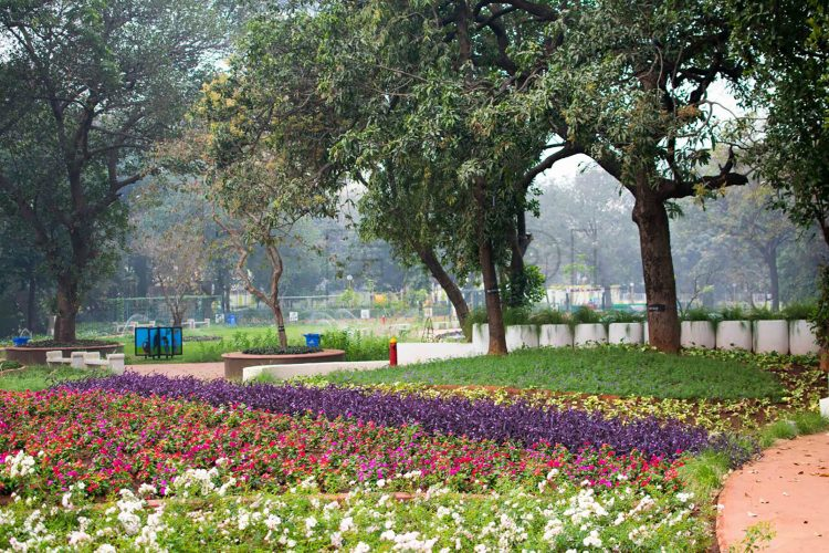 Nehru Park - Places to Visit in Delhi