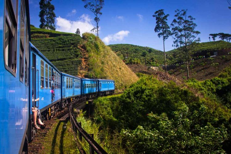 Catch a Magical Train Journey from Kandy to Ella