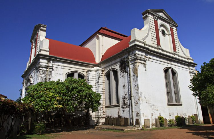 Wolvendaal Church - Places to Visit in Colombo