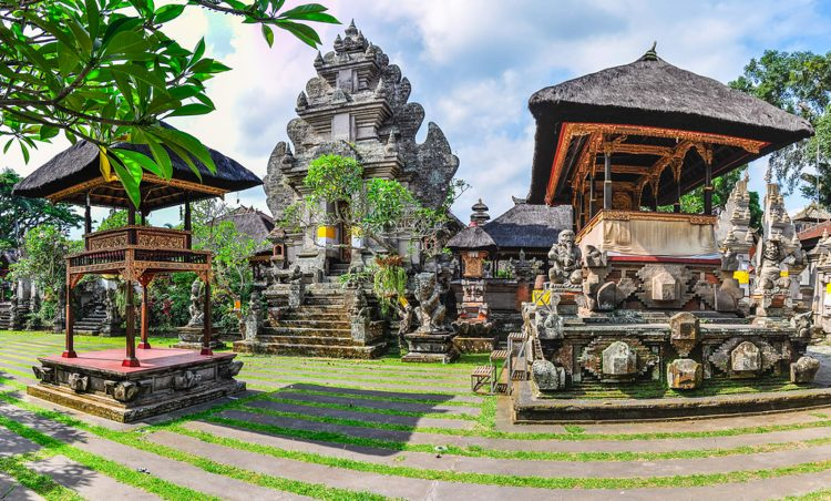- Places to Visit in Bali