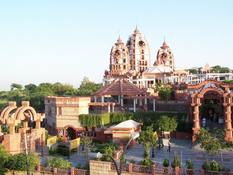 ISKCON Temple - Places to Visit in Delhi