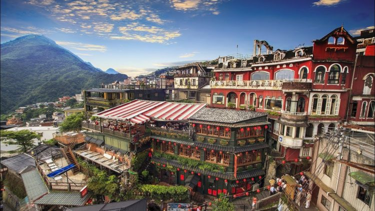 Take a Trip to Jiufen