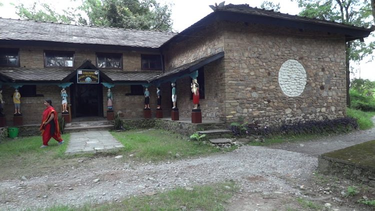Visiting Annapurna Butterfly Museum