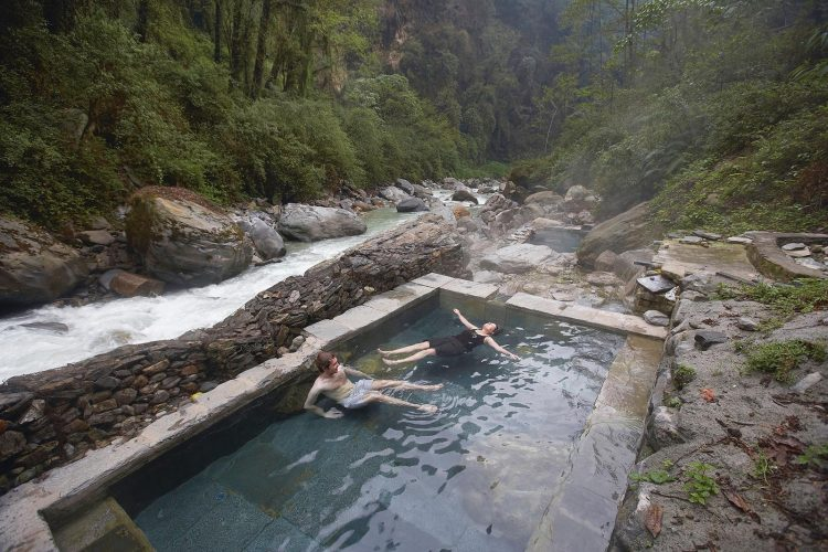 The Hot Springs of Tatopani - Things to Do in Nepal