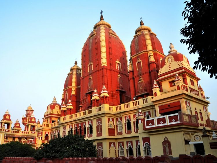 Laxminarayan Temple - Places to Visit in Delhi