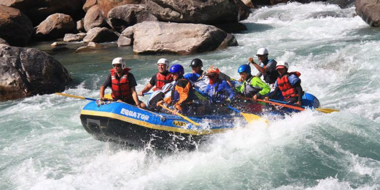 White Water Rafting - Things to Do in Nepal