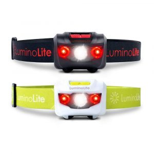 CREE Two Pack LED Headlamp