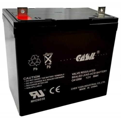 CASIL 22NF Power Boat Battery - Deep Cycle Marine Batteries