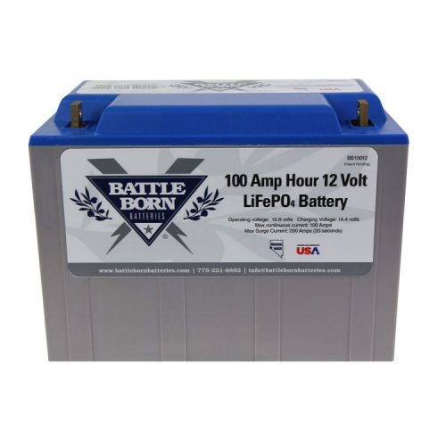 Optima BlueTop - Deep Cycle Marine Batteries