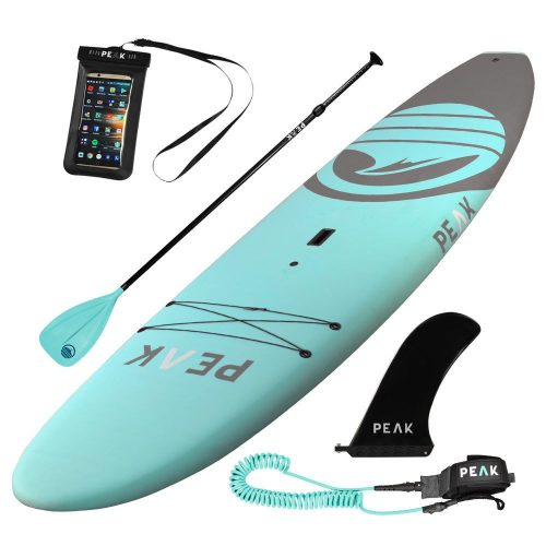 PEAK Escape Soft Top SUP Board