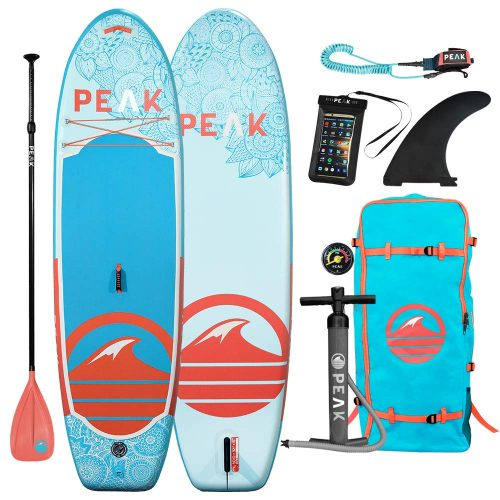 PEAK Yoga SUP - Stand Up Paddle Boards