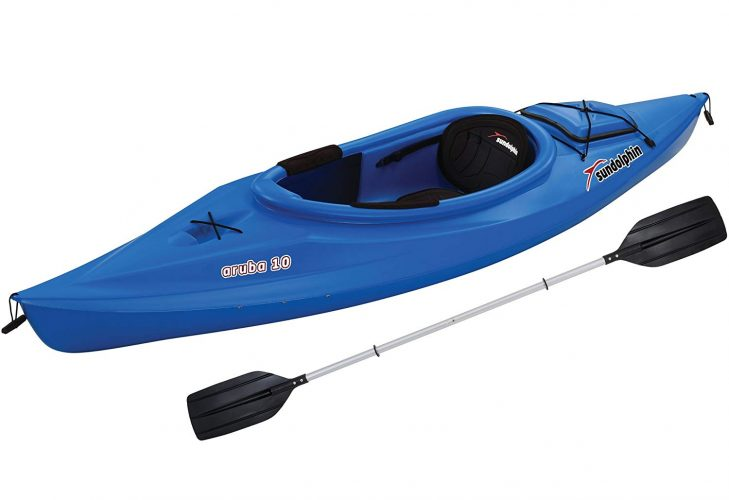 Sun Dolphin Aruba - Kayaks For Kids