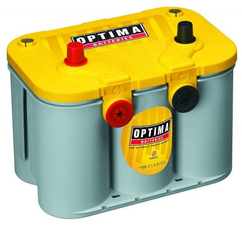 Optima YellowTop Marine Battery