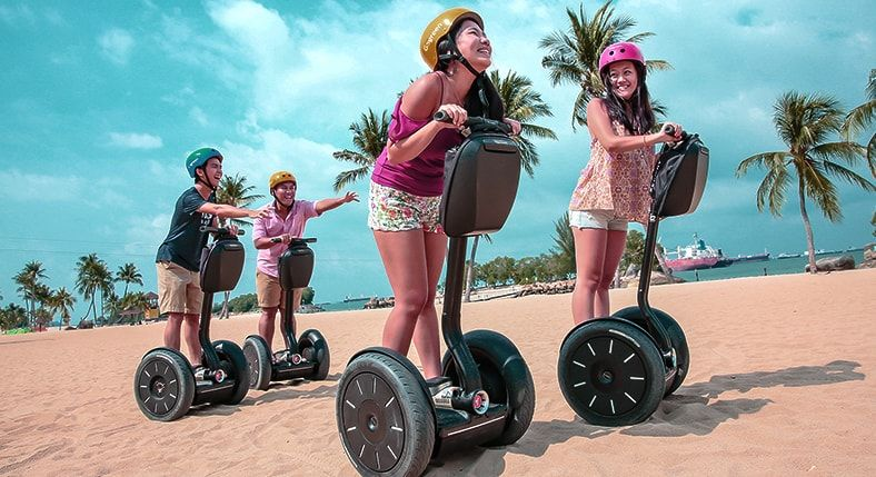 GoGreen Segway at Eco Adventure