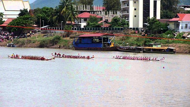 Boat Race Festival - Things to do in Pakse