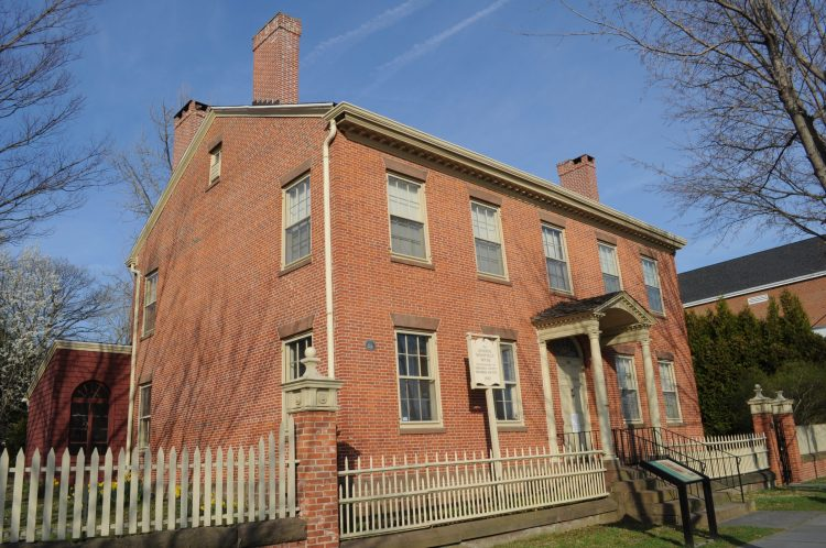 General Mansfield House