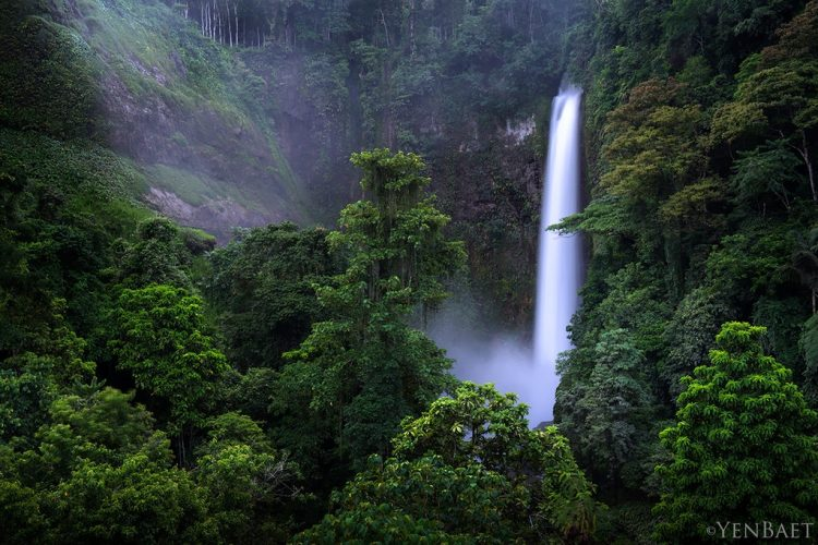 Hikong Bente Falls - Waterfalls in the Philippines
