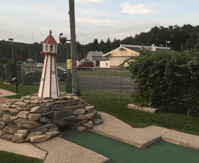 Mar - Lea Miniature Golf And Driving Range
