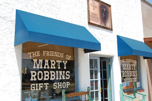 the Friends of Marty Robbins Museum