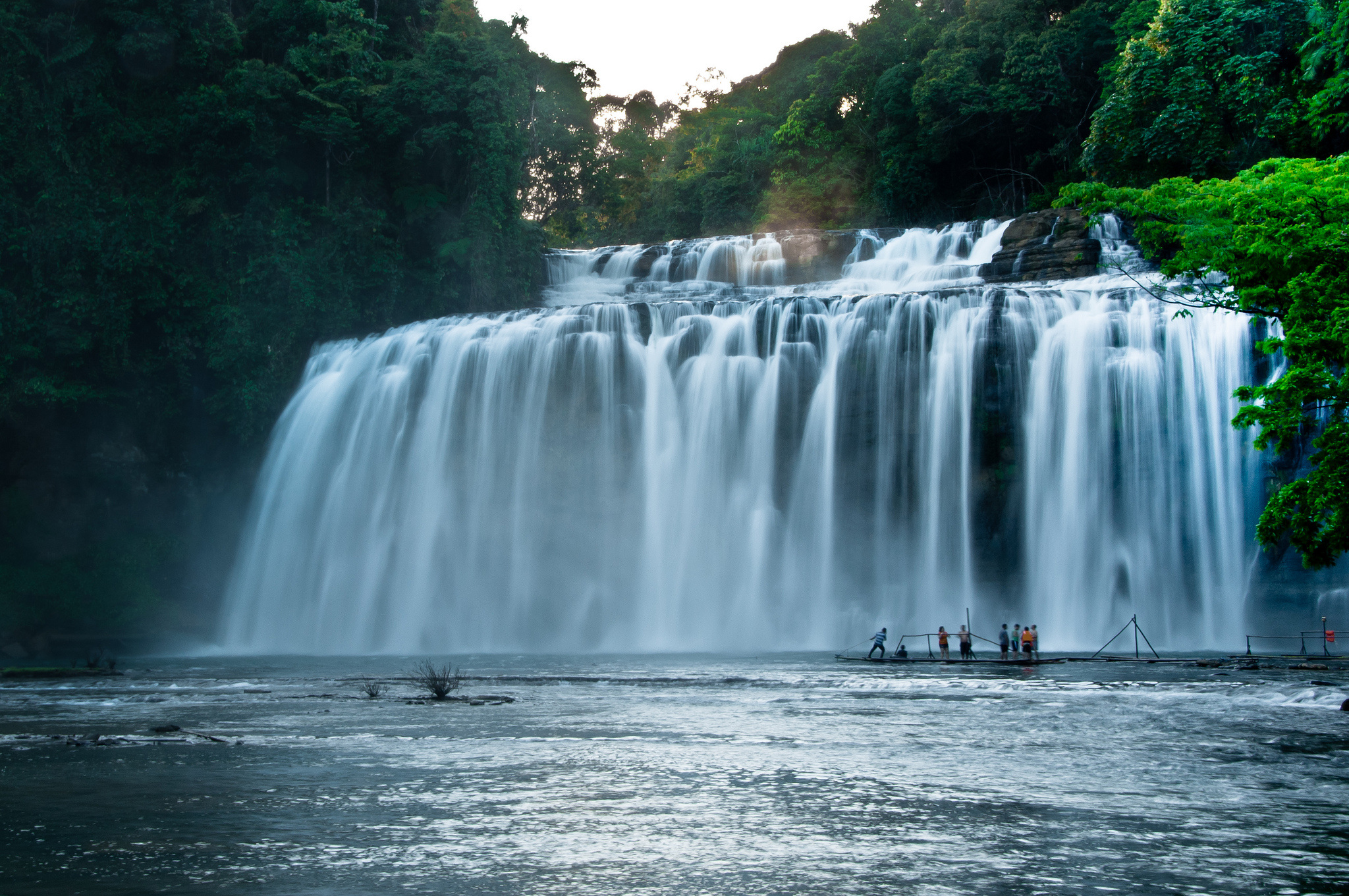Tinuy-an Falls - Waterfalls in the Philippines